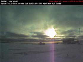 Náhledový obrázek webkamery Gjoa Haven Airport
