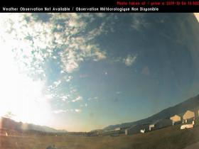 Náhledový obrázek webkamery Invermere Airport