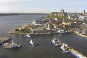 Náhledový obrázek webkamery Québec