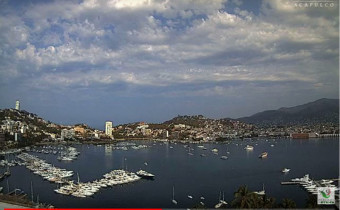 Náhledový obrázek webkamery Acapulco - přístav