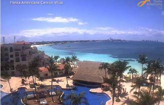 Náhledový obrázek webkamery Punta Cancún