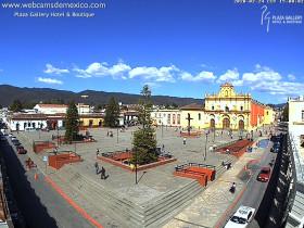 Náhledový obrázek webkamery San Cristóbal de las Casas