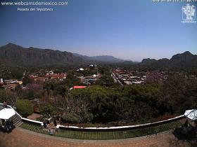 Náhledový obrázek webkamery Tepoztlán