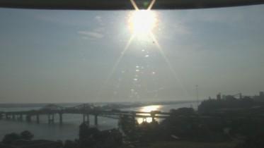 Náhledový obrázek webkamery Decatur - Tennessee River