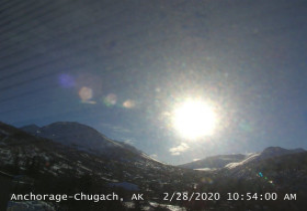 Náhledový obrázek webkamery Anchorage - Aljaška