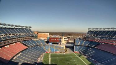 Náhledový obrázek webkamery Foxboro - Gillette Stadium