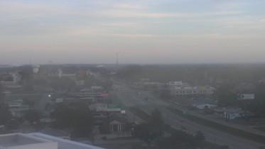 Náhledový obrázek webkamery Hattiesburg - nemocnice
