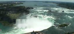 Náhledový obrázek webkamery Niagarské vodopády