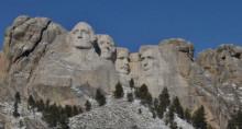 Náhledový obrázek webkamery Mount Rushmore