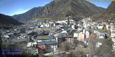 Náhledový obrázek webkamery Andorra