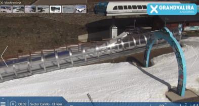 Náhledový obrázek webkamery Canillo