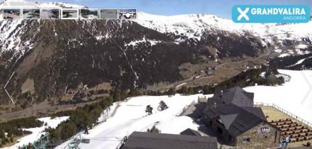 Náhledový obrázek webkamery El Tarter - Soldeu