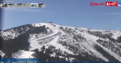 Náhledový obrázek webkamery Pal - Pla de la Cot