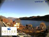 Náhledový obrázek webkamery Seeboden - Millstätter See