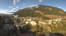 Náhledový obrázek webkamery Panorama Bad Gastein