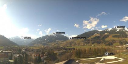 Náhledový obrázek webkamery Bad Hofgastein  - panorama
