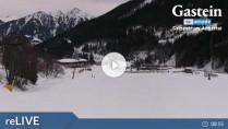 Náhledový obrázek webkamery Bad Hofgastein - Skizentrum Angertal