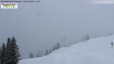 Náhledový obrázek webkamery Bad Hofgastein - lyžařský areál Schlossalm