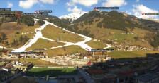 Náhledový obrázek webkamery Grossarl - panorama