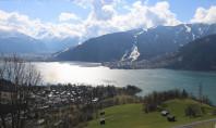 Náhledový obrázek webkamery Zell am See - Kaprun Kitzsteinhorn