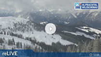Náhledový obrázek webkamery Alpbach - Hornlift 2000
