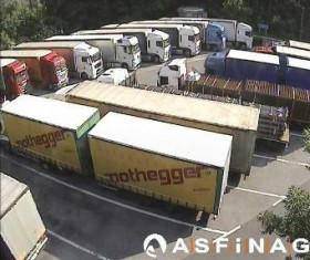 Náhledový obrázek webkamery Ampass - Km 72,44