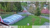 Náhledový obrázek webkamery Fieberbrunn - Feriendorf Wallenburg