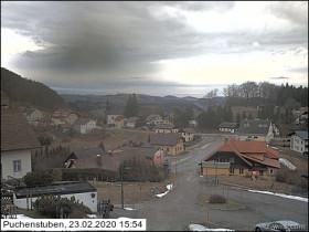 Náhledový obrázek webkamery Puchenstuben 2
