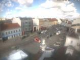 Náhledový obrázek webkamery Schwechat - Hauptplatz
