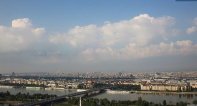 Náhledový obrázek webkamery Vídeň