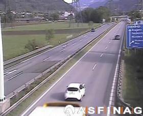 Náhledový obrázek webkamery Bludenz-Montafon