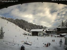 Náhledový obrázek webkamery  Lech - Chata Anna Maria
