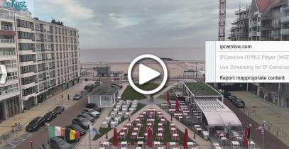 Náhledový obrázek webkamery Knokke-Heist 2