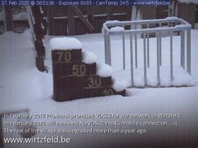 Náhledový obrázek webkamery Wirtzfeld