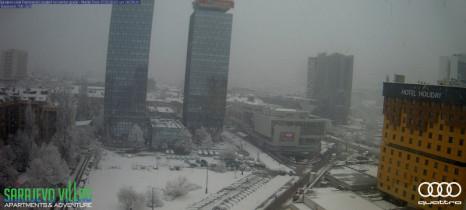 Náhledový obrázek webkamery Sarajevo 2