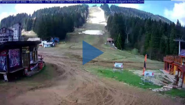 Náhledový obrázek webkamery Pamporovo