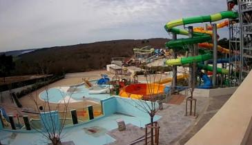 Náhledový obrázek webkamery Brtonigla - Aquapark - Istralandia