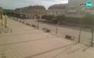 Náhledový obrázek webkamery Daruvar - náměstí krále Tomislava