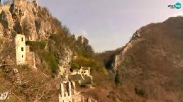 Náhledový obrázek webkamery Starý hrad Kalnik