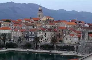 Náhledový obrázek webkamery Korčula