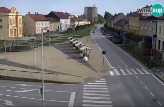 Náhledový obrázek webkamery Križevci