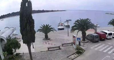 Náhledový obrázek webkamery Novalja - pobřeží