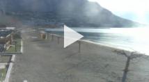Náhledový obrázek webkamery Omiš - pláž