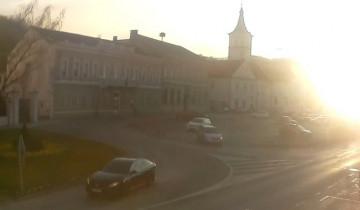 Náhledový obrázek webkamery Požega - náměstí Svetog Trojstva