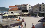 Náhledový obrázek webkamery Primošten - náměstí Rudina