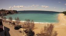 Náhledový obrázek webkamery Primošten - Mala Raduča pláž