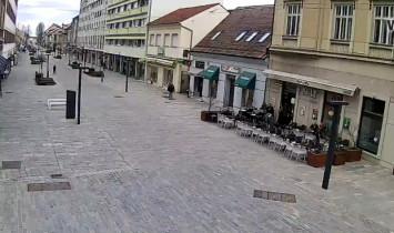 Náhledový obrázek webkamery Sisak
