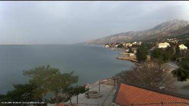 Náhledový obrázek webkamery Starigrad