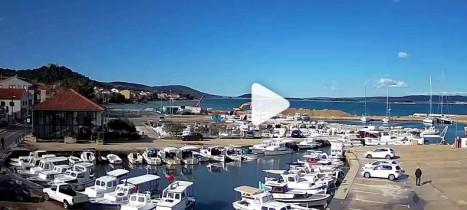 Náhledový obrázek webkamery Tkon - přístav