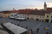 Náhledový obrázek webkamery Varaždin - náměstí krále Tomislava
